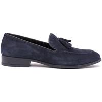 Παπούτσια Άνδρας Μοκασσίνια Soldini 20802-A-V89 Μπλε