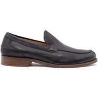Παπούτσια Άνδρας Μοκασσίνια Soldini 20777-O-V80 Μαύρος