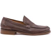 Παπούτσια Άνδρας Μοκασσίνια Soldini 20777-O-V80 καφέ