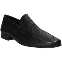 Παπούτσια Άνδρας Μοκασσίνια Soldini 20115-A-V07 Μαύρος