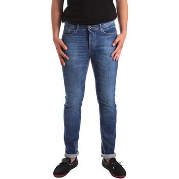 Υφασμάτινα Άνδρας Skinny Τζιν  U.S Polo Assn. 51321 51779 Μπλε
