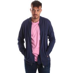 Υφασμάτινα Άνδρας Μπουφάν / Ζακέτες U.S Polo Assn. 51727 51433 Μπλε