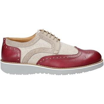 Παπούτσια Άνδρας Derby Exton 5105 το κόκκινο
