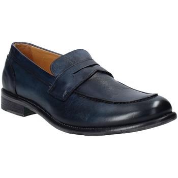 Παπούτσια Άνδρας Μοκασσίνια Exton 3106 Μπλε