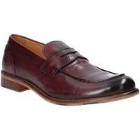 Παπούτσια Άνδρας Μοκασσίνια Exton 3106 το κόκκινο