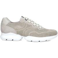 Παπούτσια Άνδρας Sneakers CallagHan 17700 Μπεζ