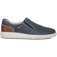 Παπούτσια Άνδρας Slip on CallagHan 18503 Μπλε