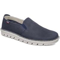Παπούτσια Άνδρας Slip on CallagHan 14503 Μπλε