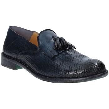 Παπούτσια Άνδρας Μοκασσίνια Exton 3105 Μπλε