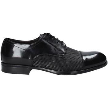Παπούτσια Άνδρας Derby Exton 1385 Μαύρος