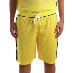 Υφασμάτινα Άνδρας Μαγιώ / shorts για την παραλία Champion 212836 Κίτρινος