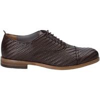 Παπούτσια Άνδρας Derby Marco Ferretti 140983MF καφέ