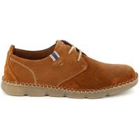 Παπούτσια Άνδρας Derby Grunland SC4527 καφέ