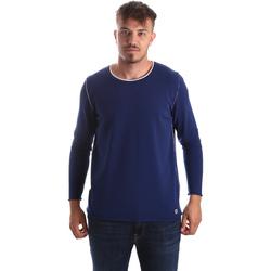 Υφασμάτινα Άνδρας Πουλόβερ Byblos Blu 2MM0004 MA0002 Μπλε