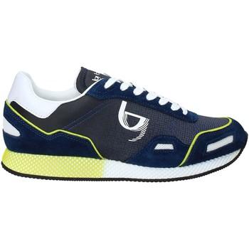 Παπούτσια Άνδρας Χαμηλά Sneakers Byblos Blu 2UA0005 LE9999 Μπλε