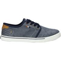 Παπούτσια Άνδρας Χαμηλά Sneakers Wrangler WM91100A Μπλε