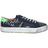 Παπούτσια Άνδρας Χαμηλά Sneakers Gas GAM910050 Μαύρος