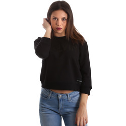 Υφασμάτινα Γυναίκα Φούτερ Calvin Klein Jeans J20J210319 Μαύρος