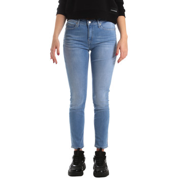 Υφασμάτινα Γυναίκα Skinny jeans Calvin Klein Jeans J20J211006 Μπλε