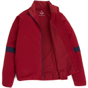 Υφασμάτινα Γυναίκα Σπορ Ζακέτες Calvin Klein Jeans 00GWH8O591 το κόκκινο