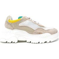 Παπούτσια Γυναίκα Χαμηλά Sneakers Gold&gold A19 GT620 Πράσινος