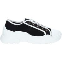 Παπούτσια Γυναίκα Χαμηλά Sneakers Gold&gold A19 GT728 Μαύρος
