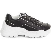 Παπούτσια Γυναίκα Χαμηλά Sneakers Gold&gold A19 GT860 Μαύρος