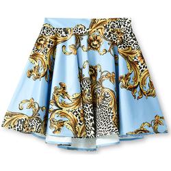 Υφασμάτινα Γυναίκα Φούστες Liu Jo W19503T2289 Μπλε