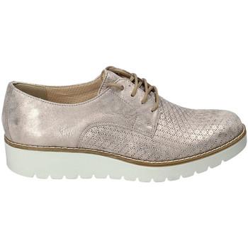 Παπούτσια Γυναίκα Derby Enval 3255144 Χρυσός