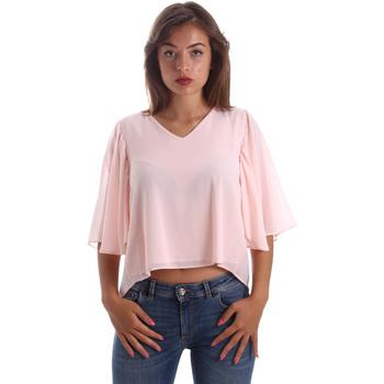 Υφασμάτινα Γυναίκα Μπλούζες Fracomina FR19SP468 Ροζ