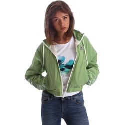 Υφασμάτινα Γυναίκα Σπορ Ζακέτες Invicta 4431555/D Πράσινος