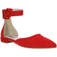 Παπούτσια Γυναίκα Μπαλαρίνες Grace Shoes 977003 το κόκκινο