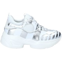Παπούτσια Γυναίκα Χαμηλά Sneakers Liu Jo B19035PX030 Ασήμι