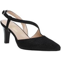 Παπούτσια Γυναίκα Γόβες Soffice Sogno E9360 Μαύρος