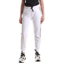Υφασμάτινα Γυναίκα Φόρμες Ea7 Emporio Armani 3GTP54 TJ31Z λευκό