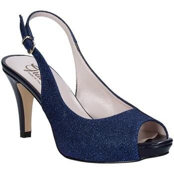 Παπούτσια Γυναίκα Σανδάλια / Πέδιλα Grace Shoes 738I003 Μπλε