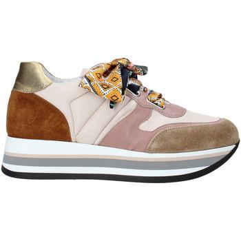 Παπούτσια Γυναίκα Χαμηλά Sneakers Triver Flight 232-07E Ροζ