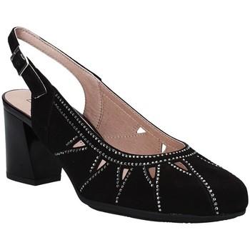 Παπούτσια Γυναίκα Γόβες Pitillos 5554 Μαύρος