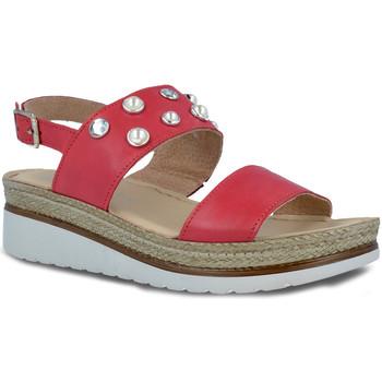 Παπούτσια Γυναίκα Σανδάλια / Πέδιλα Pitillos 5653 το κόκκινο