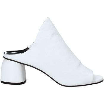 Παπούτσια Γυναίκα Εσπαντρίγια Elvio Zanon EJ5804X.D λευκό