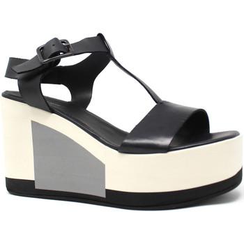 Παπούτσια Γυναίκα Σανδάλια / Πέδιλα Marco Ferretti 660299MF Μαύρος
