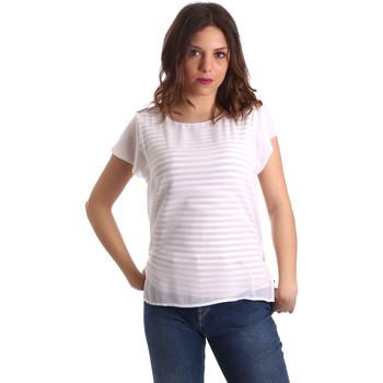 Υφασμάτινα Γυναίκα Μπλούζες NeroGiardini P962470D λευκό