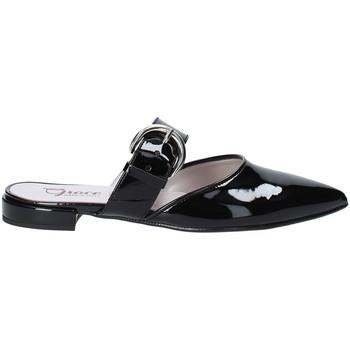Παπούτσια Γυναίκα Εσπαντρίγια Grace Shoes 521008 Μαύρος