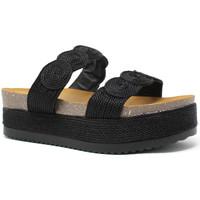 Παπούτσια Γυναίκα Τσόκαρα Exé Shoes I468Q6923001 Μαύρος