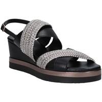 Παπούτσια Γυναίκα Σανδάλια / Πέδιλα Inuovo 121007 Μαύρος