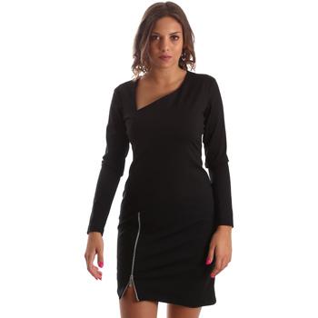 Υφασμάτινα Γυναίκα Κοντά Φορέματα Byblos Blu 2WD0008 TE0011 Μαύρος
