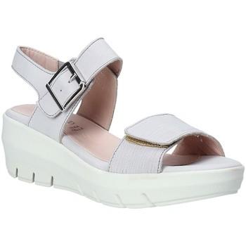 Παπούτσια Γυναίκα Σανδάλια / Πέδιλα Grunland SA1881 λευκό