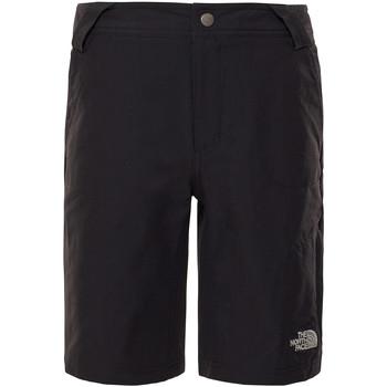 Υφασμάτινα Παιδί Μαγιώ / shorts για την παραλία The North Face T92XIZ Μαύρος