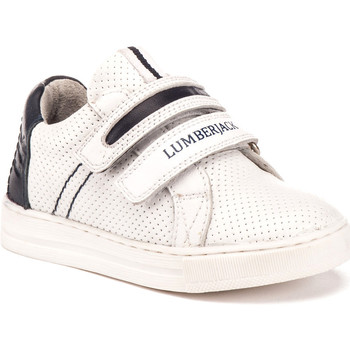 Παπούτσια Παιδί Χαμηλά Sneakers Lumberjack SB22405 004 P16 λευκό