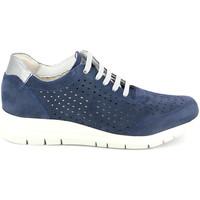 Παπούτσια Γυναίκα Χαμηλά Sneakers Grunland SC4440 Μπλε